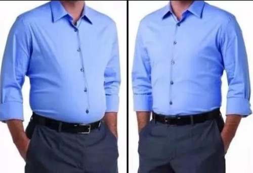 cinta modeladora masculina slim corretor postura lombar full