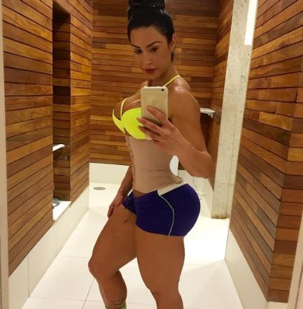 cinta modeladora redutora abdominal juju e gracyanne