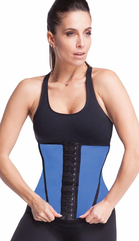 e8dabf25e cinta modeladora waist trainer esbelt ref 062wt academia nf. Carregando  zoom.