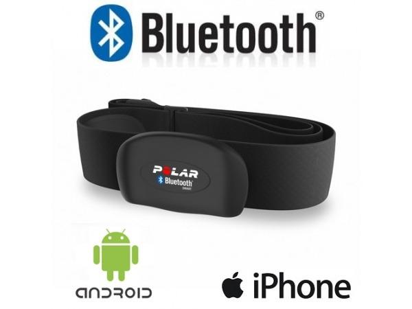 Cinta Monitor Cardíaco Polar H7 Sensor Bluetooth Smart Bk - R  329,98 em  Mercado Livre ee8a9add5f