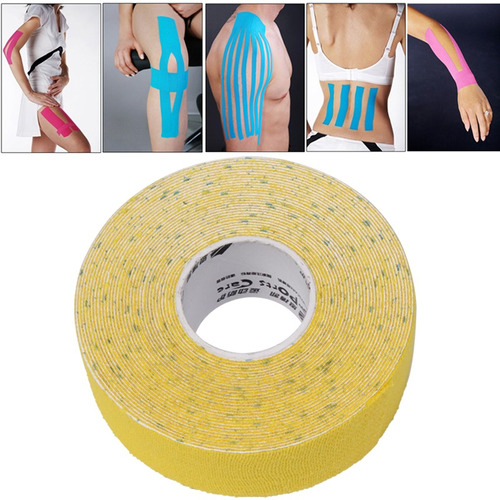 cinta musculo prueba agua kinesiologia deporte atencion