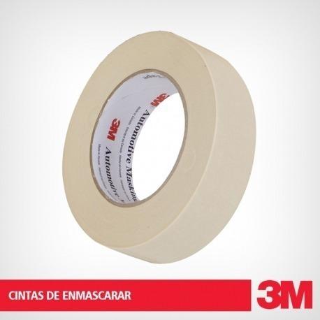 cinta papel enmascarar 3m 18mm