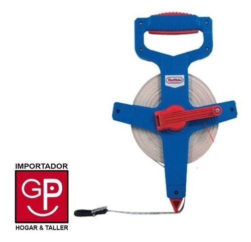 cinta para agrimensor 100mt abierta best value g p