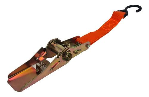 cinta para amarração carga com catraca 5 metros luxcar