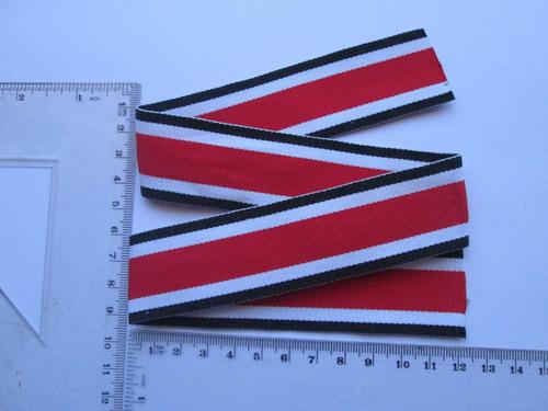 cinta para condecoración alemana