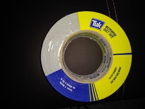 cinta para ducto tuk 93t 48mm x 50m.