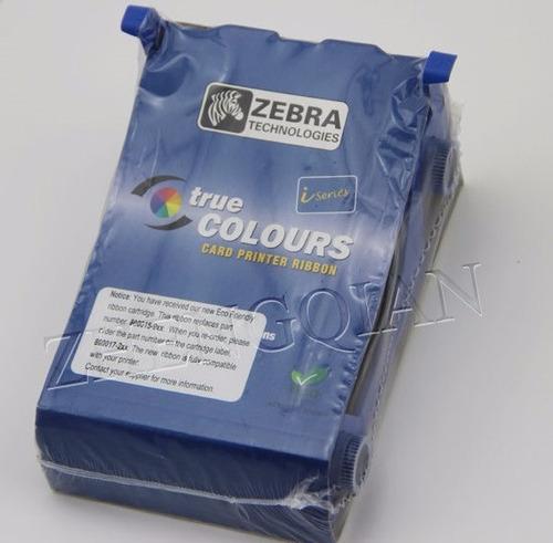 cinta para impresion zebra p120i ( ribbon ) negociable