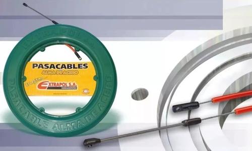 cinta pasacable 7mts c/ alma de acero extrapol - tofema