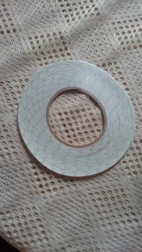cinta pega logo adhesiva doble faz fas fax precio x 1 metro