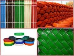 cinta plastica rompevientos rollo 20m2 400 broches y pinza