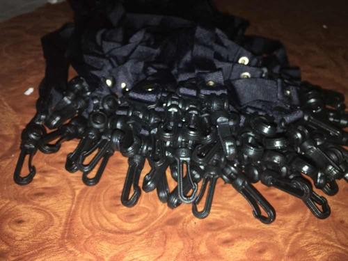 cinta porta carnet negras