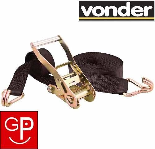 cinta porta equipaje 9,5mts 2 a 4 toneladas vonder g p
