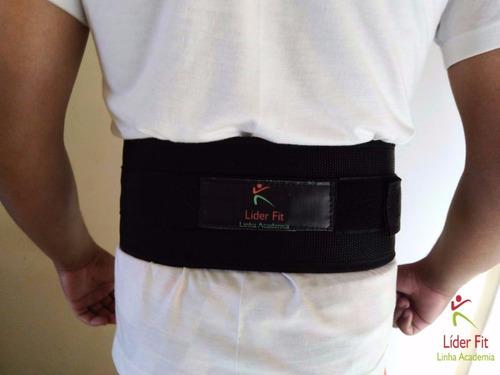 cinta protetora abdomen academia coluna treino oferta frete
