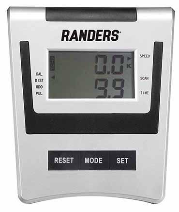cinta randers arg 053hp magnetica 100kg plegable selectogar