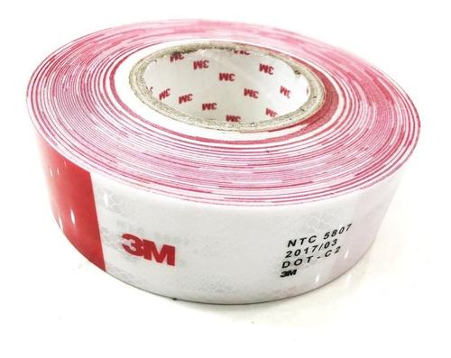 cinta reflectiva norma 5807 dotc - unidad a $174499