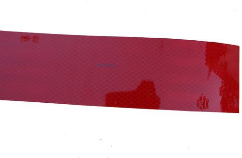 cinta reflectiva roja 3m homologada seg vehicular x metro