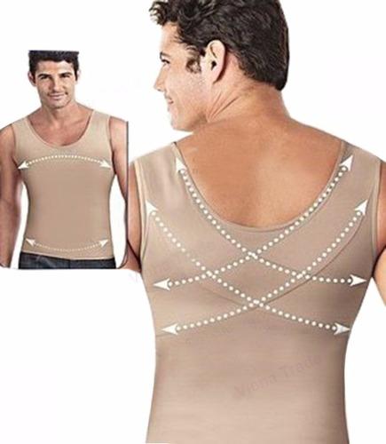cinta regata modeladora esconder barriga masculina slim