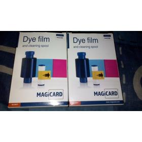 Cinta Ribbons Magicard Dye Film