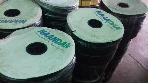 cinta riego por goteo importada 16mmx1000mx60cm gota cal 27m