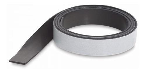 cinta rollo iman adhesivo 1.5 metros uso general obi 255519