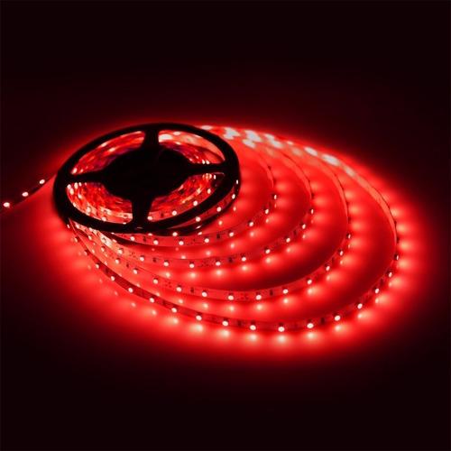 cinta rollo tira 5mt 5050 luces led multicolor rgb+ control