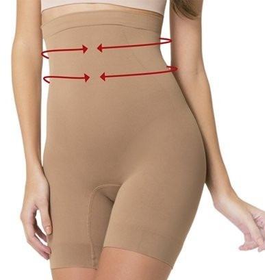 4efab5d952b92a Cinta Short Modeladora Slim Reduz Cintura