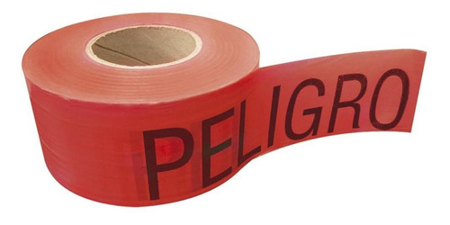 cinta surtek 137298 peligro c/100 mts