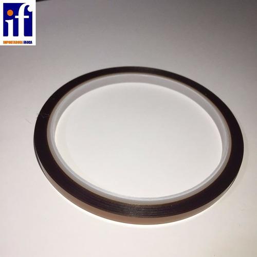 cinta termica de sublimación 33mts 0.05mm suministros fauca