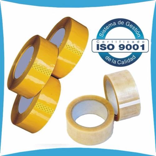 cinta tirro de embalar 100 metro embalaje 100% calidad