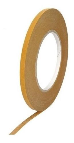 cinta transferible, doble contacto o doble cara 50 x 0,9