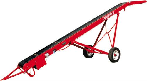 cinta transportadora de granos semillas bolsa