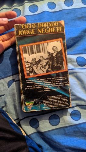 cinta vhs hasta que perdió jalisco original colección