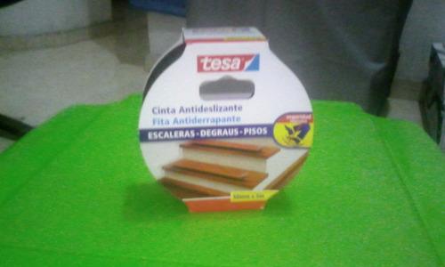 cintas antideslizante normal rollo de 5cmts x 5mts adhesivo