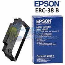 Cinta Epson Erc 38b Original (somos Tienda Fisica)