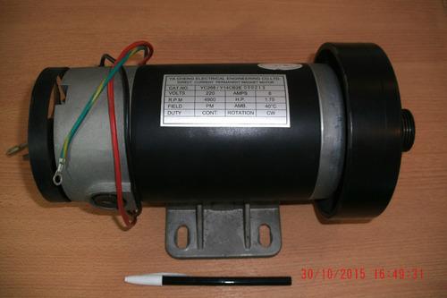 cintas d correr olmo fit 36 motor rebobinado rep servicegym