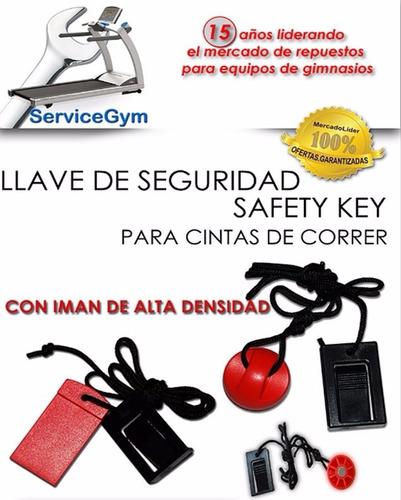 cintas de correr llave seguridad athletic v/ marc servicegym