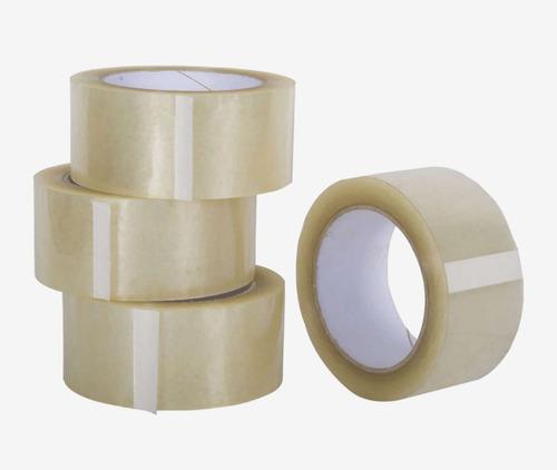 cintas de embalar 48 x 90 transparente x 12 rollos