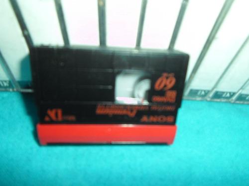 cintas de video mini dvd sony nuevas y selladas japón