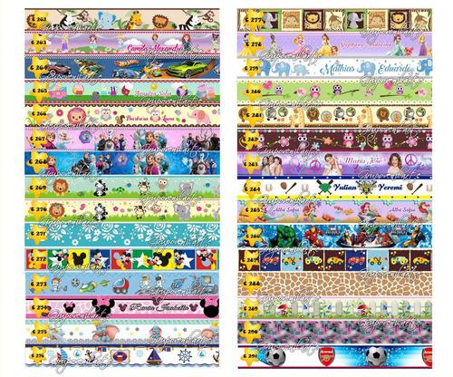 cintas decorativas infantiles. vinil. vinilo cuarto del bebé