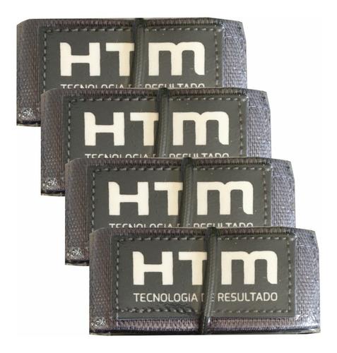 cintas elásticas para estimulador - kit c/ 4