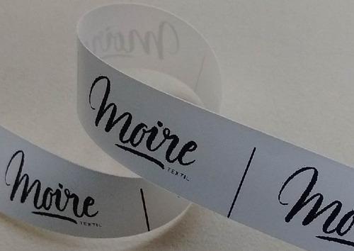 cintas etiquetas personalizadas para ropa identificadoras