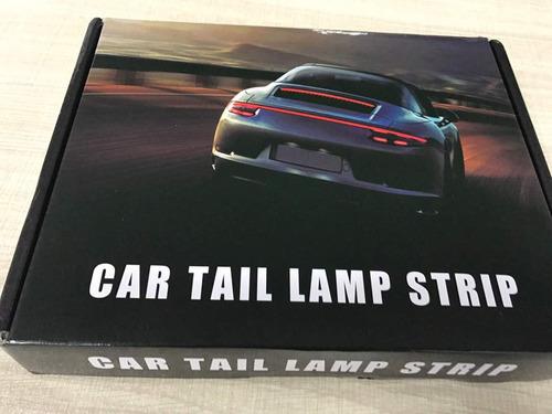 cintas led stop direccional carro baul
