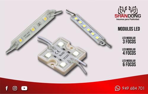 cintas led, transformadores, modulos led a precio de fábrica