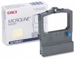 cintas oki 182 genericas - 320/321 series 100 microline 590/