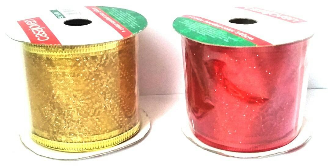 cintas para arbol casa joven decora hogar navidad regalo