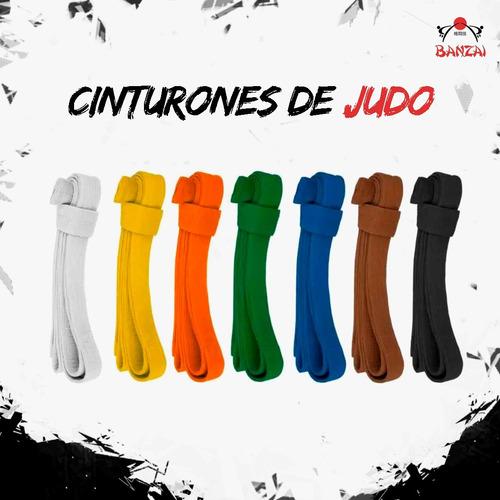 cintas para judo.