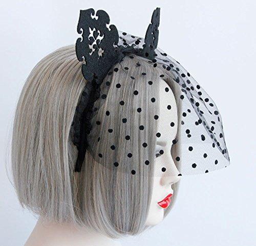 cintas para la cabeza,las mujeres atractivas del gato de..
