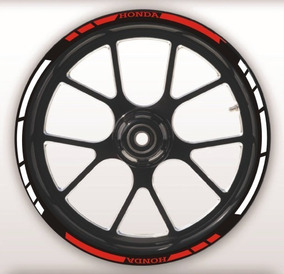 34fbfec6 Cinta Llanta Moto Honda - Accesorios para Vehículos en Mercado Libre  Argentina