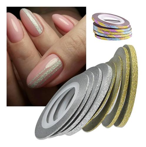 cintas para uñas