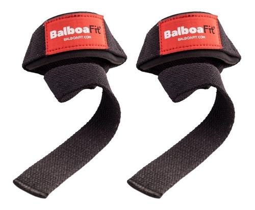 cintas poder agarre profesionales straps balboafit crossfit
